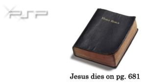 Holy Bible by FurryWolf