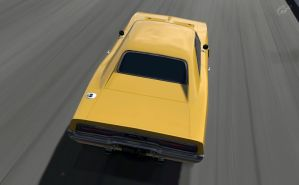 Dodge Charger RT 1 by RaynePhotography