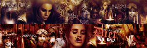 'Lana Del Rey' project by byLStoryBenetton