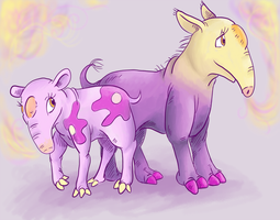 Tapirdelica by eternalsaturn