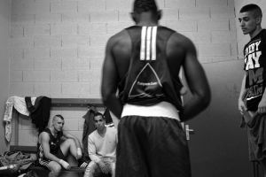 Boxing 4 by cahilus