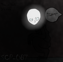 SCP-087 by Gloomy-Butt
