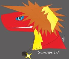 New Profile Pic by DragonRam107