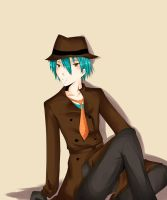 Perry the Platypus: Human by Monksea