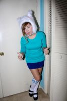 Fionna Cosplay by amyluvsgaskarth