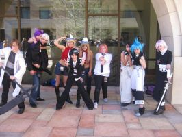 Soul Eater at IKKiCON 6 by KannaItaGira