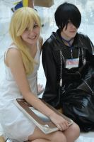 Namine 'n Xion by emilysmuse