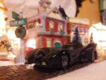 Christmas and The Batman 1 by DoctorWhoNC