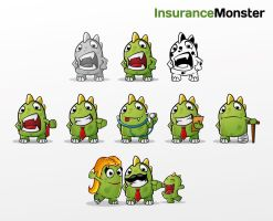 Insurance Monster by pho001boss