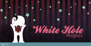 white hole project by unggoycreatives
