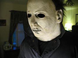 H6 Michael Myers mask by TheDarkAssassin444