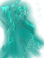 Moaning Myrtle  by lapaowan