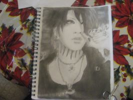 Ruki the Gazette 5 by Emo-tional-me
