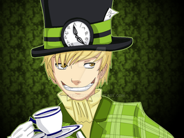 Mad As A Hatter by Bexeh-Chan