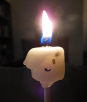 Litwick Candle by CatCowProduce