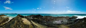 Currumbin Beach by Mitchography