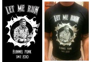 Let me run shirt by GIO2286