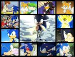 Sonic X Collage by SonicXBoom123