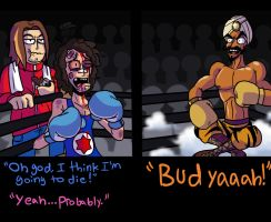 Dan Avidan's PUNCH OUT! by captain-garchomp