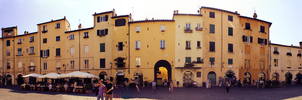 Lucca Panorama Italy by ShadorX