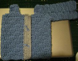Baby Waves Sweater by DiamondLeaf