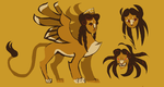 sphinx sketches by SulphurSpoon
