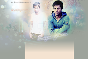 Enrique Iglesias Layout 1 by GiraffeAndy