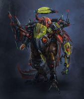 fishman by Wildforge