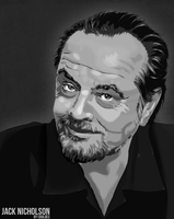 Jack Nicholson by CoolDes