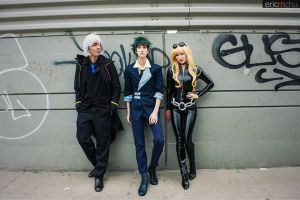 The good times - Cowboy Bebop by Mostflogged