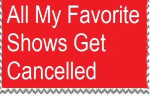 Cancelled Shows Stamp by PsychoDemonFox