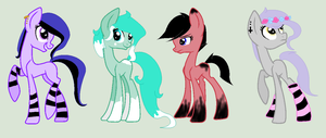 Pony adopts (Closed) by Ice-And-Kreiss-Adopt