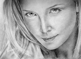 Charlize Theron by monster242