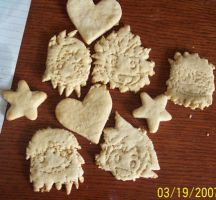 Kingdom Hearts 2 cookies by Best-Never-Knowing