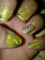 Glamour Nails by pierrettepaola