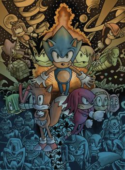 Sonic Crisis by TeamSmithy