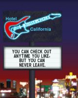 Hotel California by Musiclight