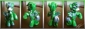 Mini MLP Minerva Custom by StephanieCassataArt