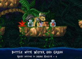 Some alchemy in Daring Do the game by alexmakovsky
