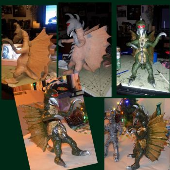 From Start To Finish Gigan by TalesandFire