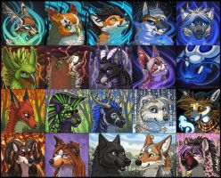 Icon Round 6 by Shadow-Wolf