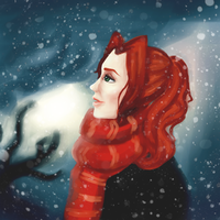 Lily Evans by Blanche-Black