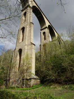 Hownsgill Viaduct by omick