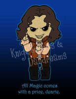Once Upon a Time- Rumpelstiltskin by Shanachie-fey