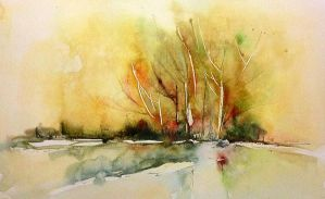 scenery painting 04112013 by young920
