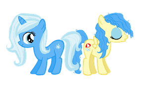 Our Cutie Marks by nopieforyouok