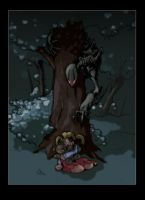 alone in the forest by blackpoint
