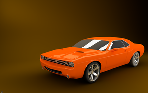 Dodge Challenger by DaBanch