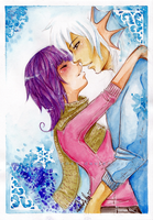 Winter Love by nor-renee