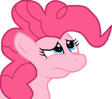 Pinkie Pie is Upset by MAST3RLINKX